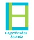 Hajgyogyaszaruhaz.hu Logo